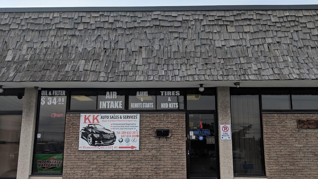 Kk Auto Sales >> Kk Auto Sales And Services Car Repair And Maintenance In Brampton