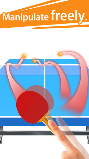 Table Tennis 3D Virtual World Tour Ping Pong Pro 1.2.3 screenshots 2