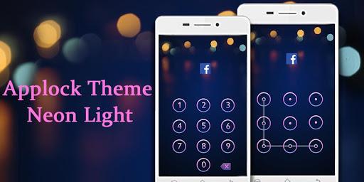玩免費個人化APP|下載應用鎖主題皮膚霓虹燈(超級應用鎖專用) app不用錢|硬是要APP