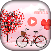Valentine Video Maker With Music 2018
