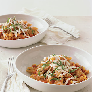 Mexican-Style Chicken with Penne