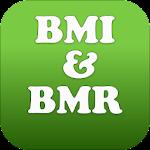 BMI and BMR Calculator icon