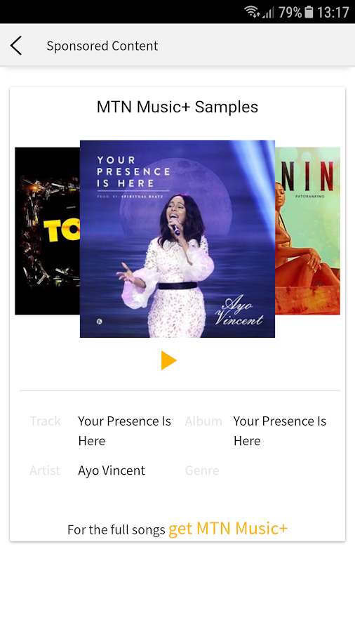 MTN Pulse- screenshot
