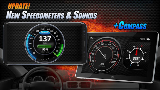 Speedometers & Sounds of Supercars 2.1.8 screenshots 1