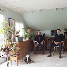 Photo: title: Shannon Rankin + Justin Richel, Rangeley, Maine date: 2015 relationship: friends, art, met through art world Portland years known: 5-10