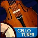 Master Violoncello Tuner icon
