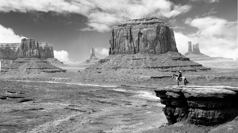 Monument Valley west di Foxma