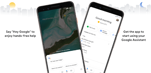 Google Assistant – Get things done, hands-free – Apps on