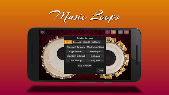Download Tabla - Pro | AdFree For PC Windows and Mac apk screenshot 3