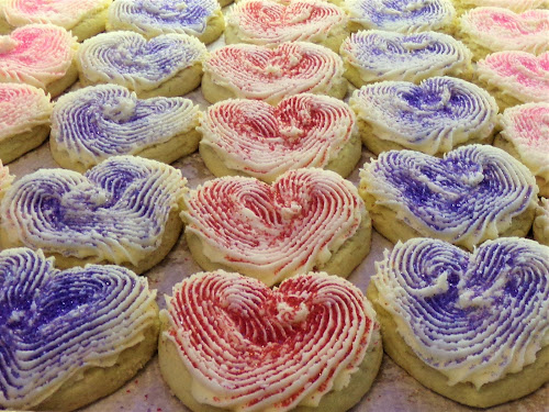 by Cheryl Beaudoin - Food & Drink Candy & Dessert ( hearts,  )