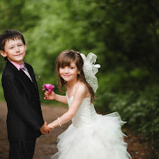 Wedding photographer Alena Samuylich (Lenokkk). Photo of 01.09.2014