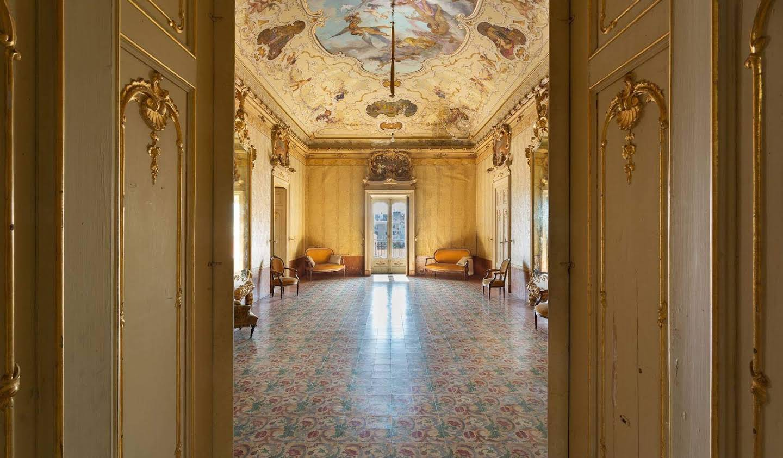Villa Palazzolo Acréide