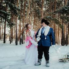 Wedding photographer Yuliya Chernysheva (Ulchka). Photo of 25.02.2018