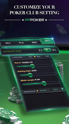 PPPoker-Free Poker&Home Games 2.13.11 Screenshots 3