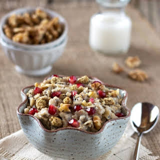 Oatmeal With Almond Milk Recipes.
