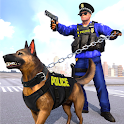 US Police Dog Subway Simulator Games–Crime Chase icon