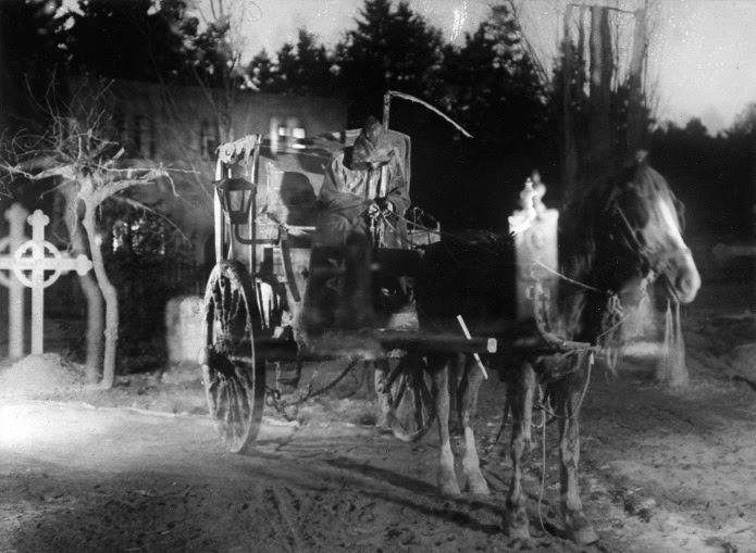 La carreta fantasma