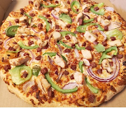 Extra Large BBQ Chicken Pizza