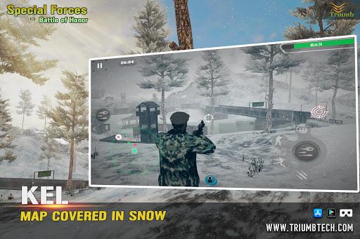 Special Forces- Battle of Honor  captures d'écran 2