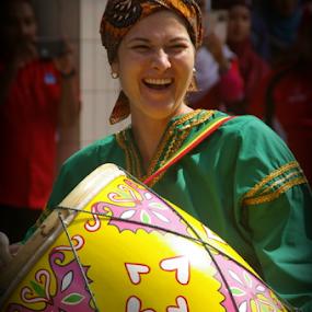 Gandang tambua by Adi Krishna - People Musicians & Entertainers ( traditionalmusic music westsumatera )