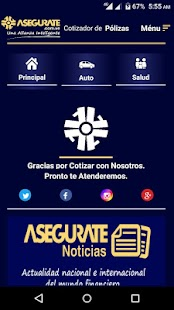 Asegurate Cotizador- screenshot thumbnail