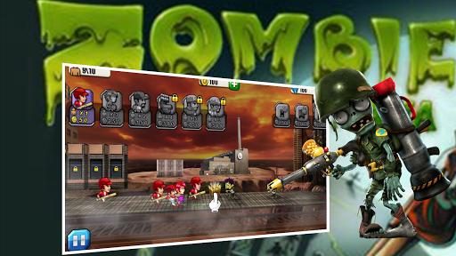 Ultra Zombie Warfare of Time