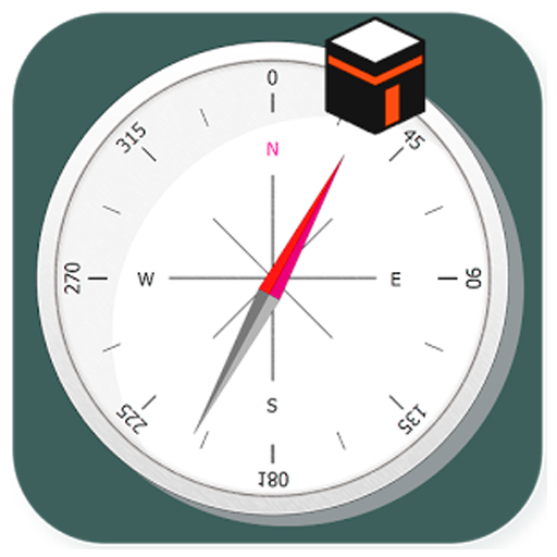 Qibla Direction Finder Compass Offline Free