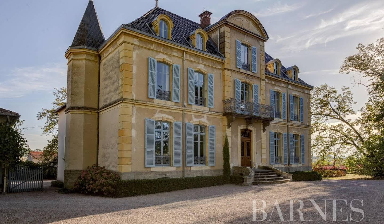 Château La Pacaudière