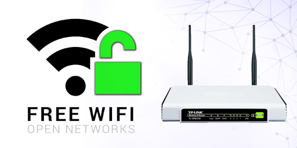 OPEN FREE WIFI PASSWORD 28.0 MOD for Android 1