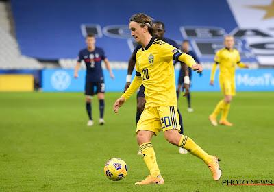🎥 Olsson, het exacte profiel dat Anderlecht zocht: middenvelder die tempo in het spel moet brengen