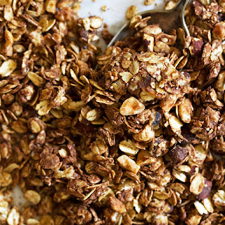 5 Ingredient Nutella Granola Recipe