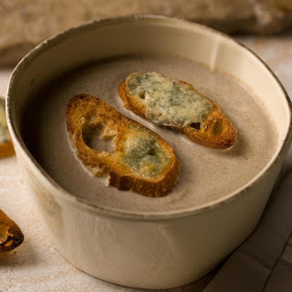 Mushroom And Blue Cheese Soup Recipes.