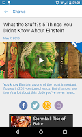 Screenshot of HowStuffWorks