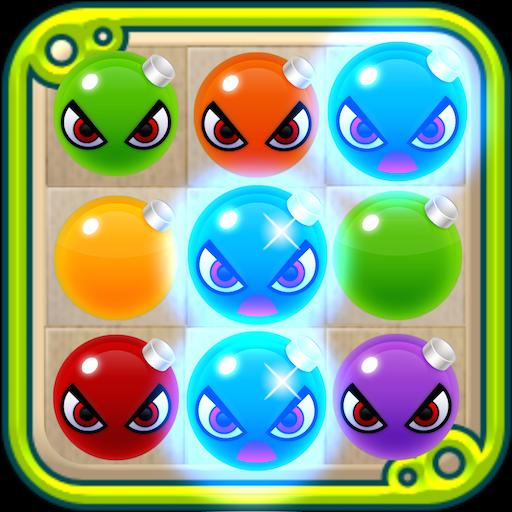 解谜のクラッシュボム LOGO-記事Game