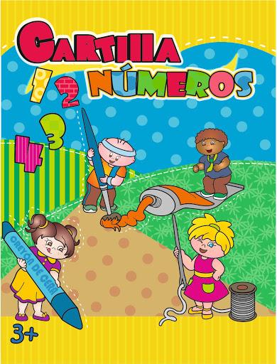 Cartilla Numeros + 3 Anos Cartilla de Numeros
