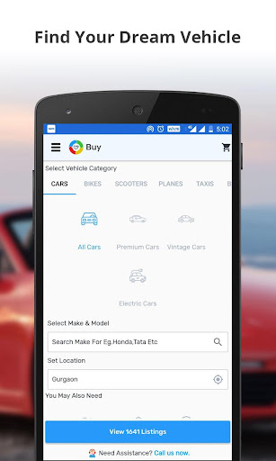 Droom: Used & New Car, Bike, Insurance, Loan & RTO 2.33.8 screenshots 2