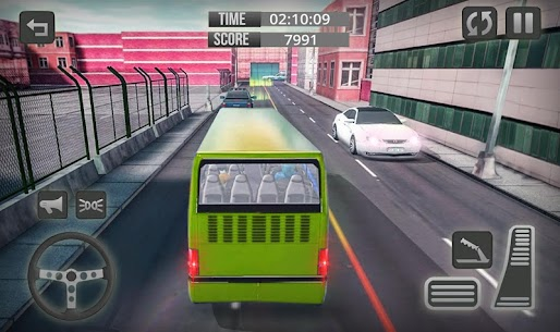 Modern Bus Driver Game : New Bus Games 2019 4