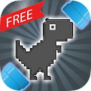 Download Steve-Dino Chrome Smash APK to PC