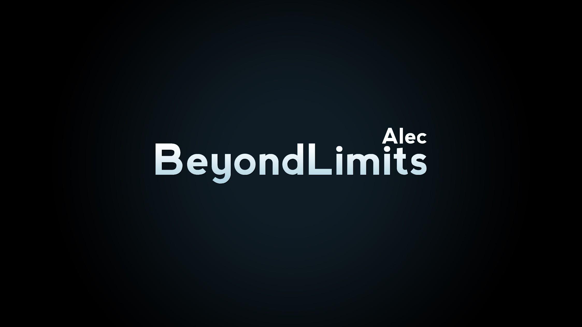 Beyond Limits ~ Alec