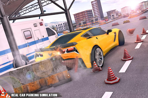 Prado luxury Car Parking Games 2.0 screenshots 4