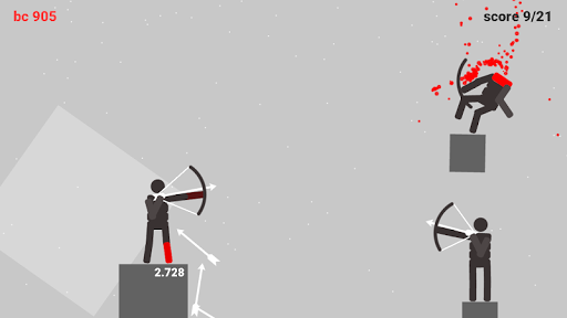 Stickman Archers  screenshots 2