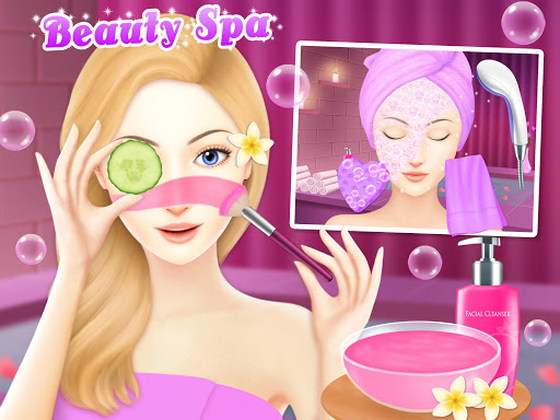 Download angelina 39 s pop star salon google play softwares for 5 star mobile salon