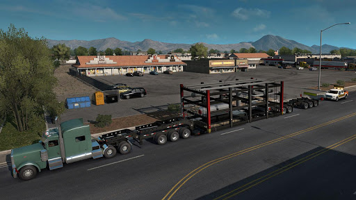 Euro Truck Boat Cargo Driving Simulator 2020 1.0.8 screenshots 6