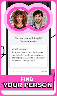 OkCupid - The Online Dating App for Great Dates Screenshot
