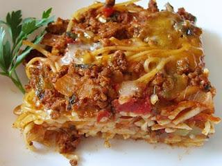 Baked Spaghetti Recipe