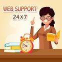 Cordova Websupport 24X7 icon