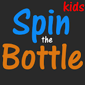 Spin the Bottle - Kids