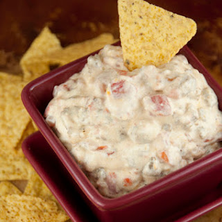 Crock Pot Sausage Rotel Dip + GIVEAWAY! Recipe