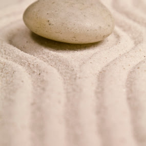 Zen by Sven Rausch - Abstract Fine Art ( curve, nobody, rake, stone, round, rock, asian, zen-like, balance, macro, nature, spiritual, spa, raked, calmness, texture, art, japanese, simplicity, scene, ripple, meditation, tranquility, culture, calm, pebble, concept, simple, one, line, tranquil, buddhism, life, spirituality, mind, east, abstract, sand, concentration, peaceful, still, traditional, relaxation, pattern, peace, background, zen, artistic, spirit, symbolism, garden )