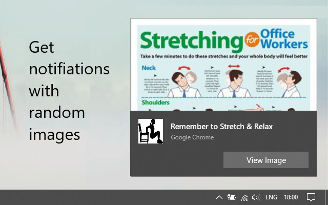 Stretch And Yoga Reminder